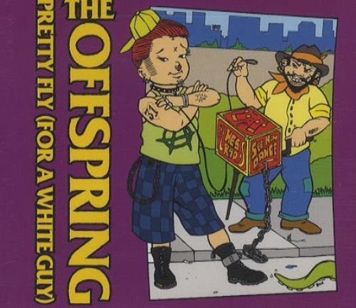 Offspring - Pretty Fly CD