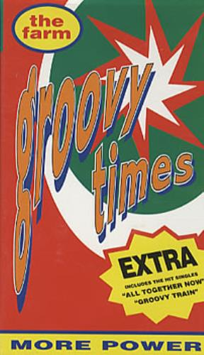 The Farm Groovy Times 1991 UK video 083306-3