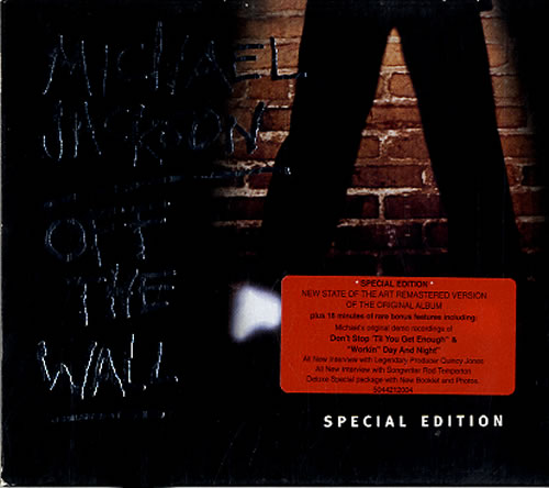 Jackson, Michael - Off The Wall Record