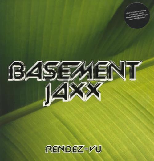 Basement Jaxx RendexVu 1999 UK 12 vinyl XLT110