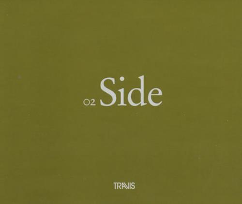 Travis (90s) Side 2001 Mexican CD single PRCD98381
