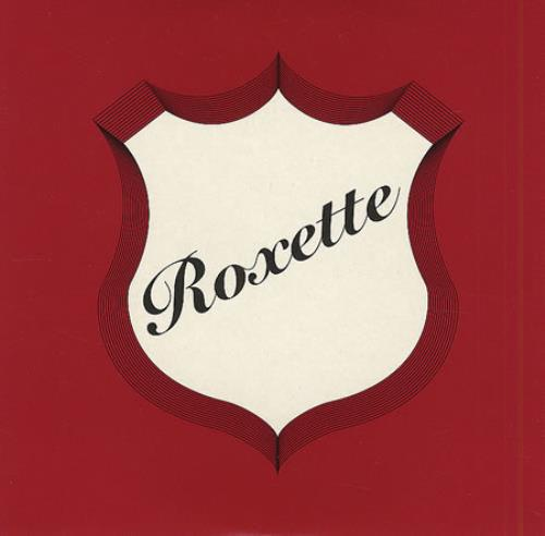Roxette Real Sugar 2001 Dutch CD single CDPRO4281