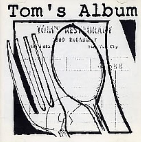 Suzanne Vega Toms Album 1991 USA CD album 7502153632