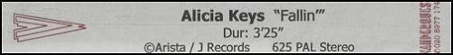 Alicia Keys - Fallin' EP