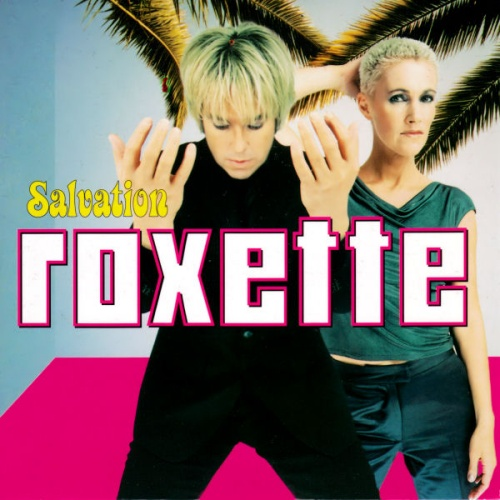 Roxette Salvation 1999 Dutch CD single 88792028