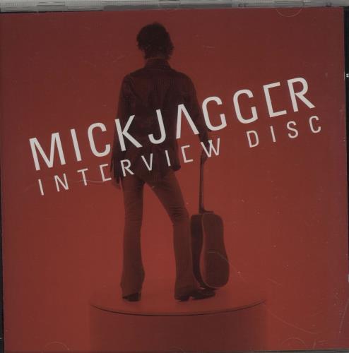 Jagger, Mick - Interview Disc Album