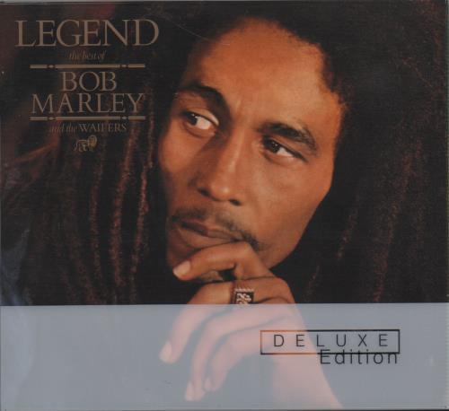 Bob Marley Legend The Best Of  Deluxe Edition 2002 UK 2CD album set 3145867142