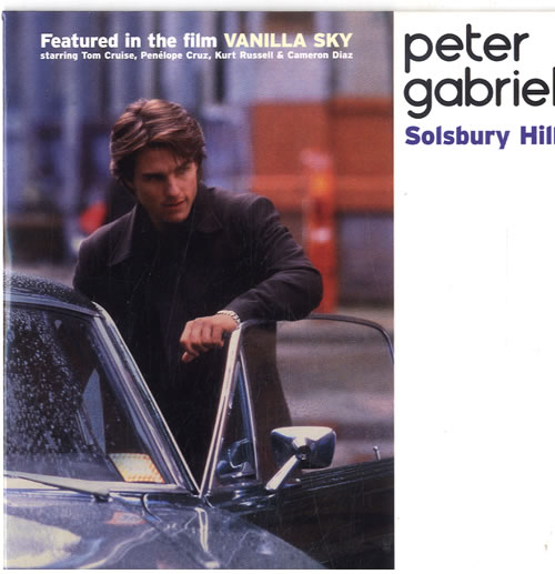 GABRIEL, PETER - Solsbury Hill 3:24/moribund The Burgermeister 4:17/solsbury Hill (full Length Live 4:45)