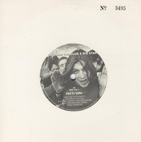 "Image of Teenage Fanclub Mine Exclusively 1993 UK 7"" vinyl NMEFAN1"