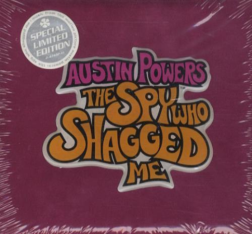 Austin Powers Austin Powers The Spy Who Shagged Me  Sealed 1999 USA CD album 247432 1