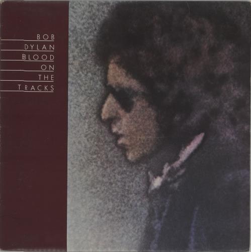 Dylan, Bob - Blood On The Tracks - 1st