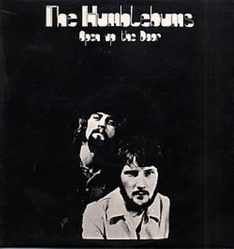 The Humblebums Open Up The Door 1970 UK vinyl LP TRA218