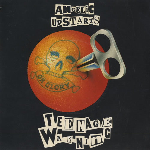 Angelic Upstarts Teenage Warning 1979 UK 7\