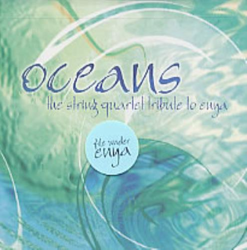 Enya Oceans  The String Quartet Tribute To Enya 2002 USA CD album CD8609