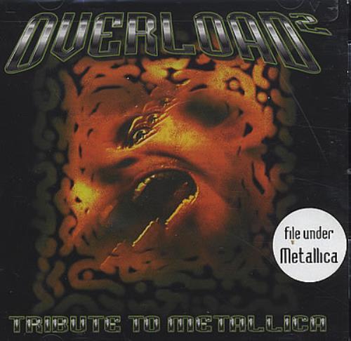 Metallica Overload 2  Tribute To Metallica 2001 USA CD album CD1042