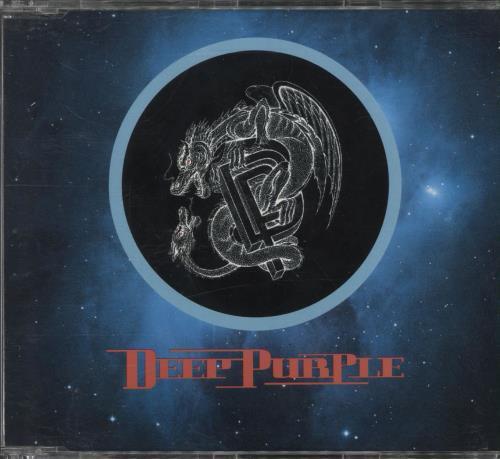 Image of Deep Purple The Battle Rages On Sampler - Jewel Case 1993 UK CD single DP001