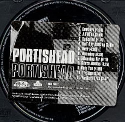 Portishead - Portishead EP