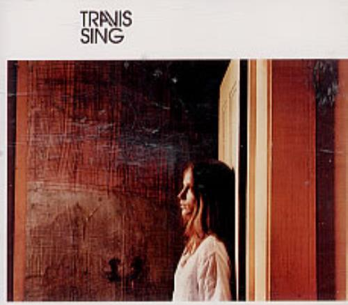 Travis (90s) Sing  3track 2001 Mexican CD single PRCD98416