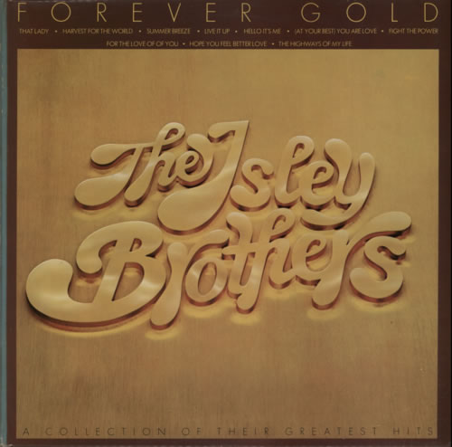 Isley Brothers - Forever Gold Album