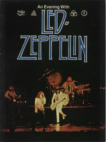 An Evening With Led Zeppelin