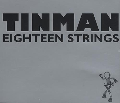 Tinman Eighteen Strings 1994 UK CD single FCD242
