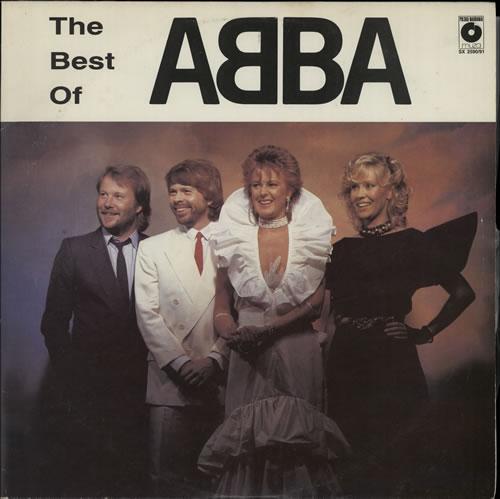 Abba The Best Of Abba 1987 Polish 2LP vinyl set SX259091