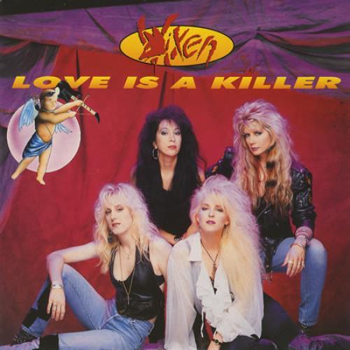 Vixen - Love Is A Killer CD