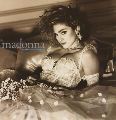 Madonna - Like A Virgin - Ex