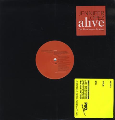 Jennifer Lopez Alive 2002 USA 12\
