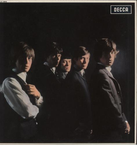 Rolling Stones The Rolling Stones  2nd B FB  EX 1964 UK vinyl LP LK4605