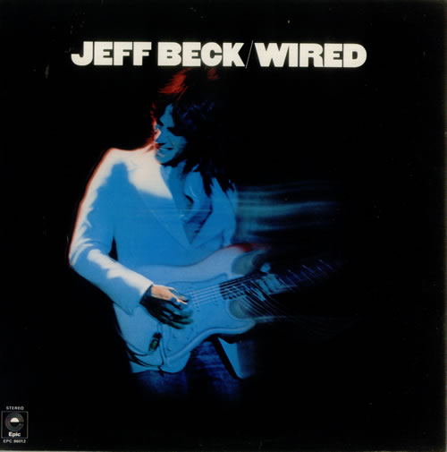 Beck, Jeff - Wired - 1st