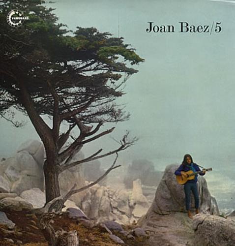 Joan Baez Joan Baez 5 1975 UK vinyl LP VSD79160