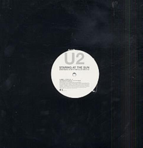 Staring At The Sun - U2