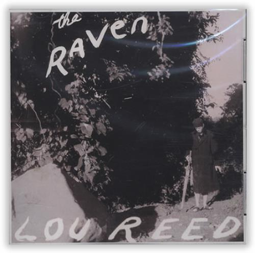 Lou Reed The Raven 2002 USA CDR acetate CDR ACETATE