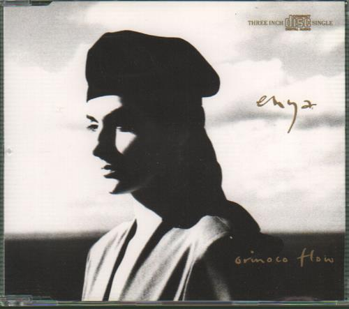 Enya Orinoco Flow 1988 UK 3 CD single YZ312CD