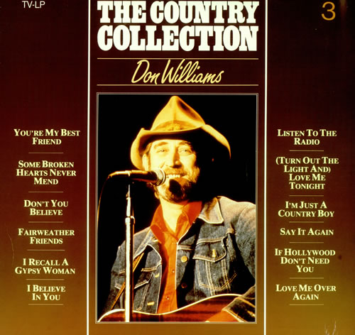 Williams, Don - The Country Collection