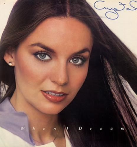 Crystal Gayle When I Dream 1978 UK vinyl LP UAG30169