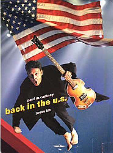 McCartney, Paul - Back In The U.s.