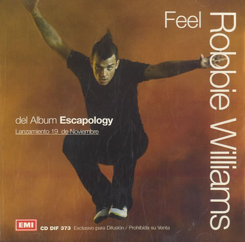 Williams, Robbie - Feel EP