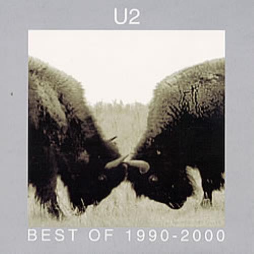 U2 - Best Of 1990-2000