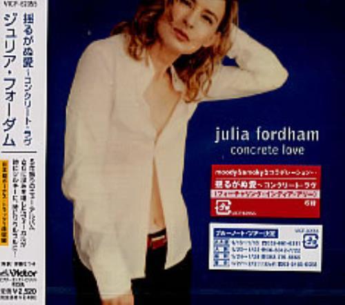 Fordham, Julia - Concrete Love Record
