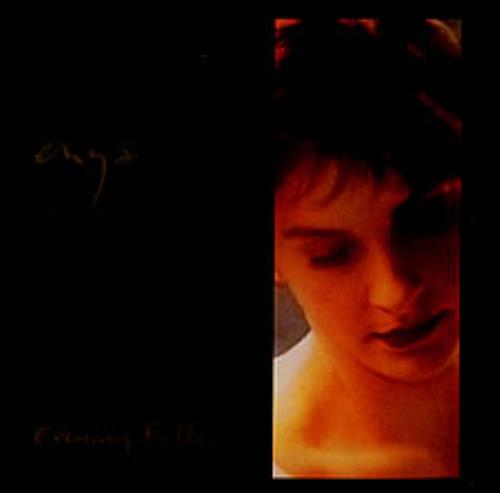 Enya Evening Falls 1988 UK 7 vinyl YZ356
