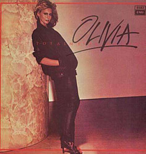 Olivia Newton John Totalmente Calido - Totally Hot 1978 Argentinean vinyl LP 8583