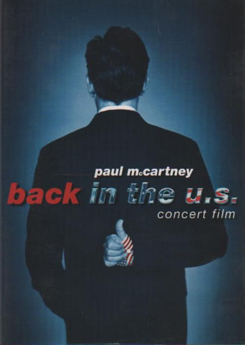 McCartney, Paul - Back In The U.s
