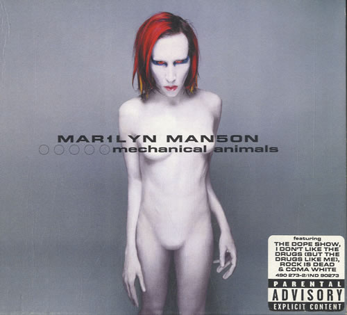 Marilyn Manson - Mechanical Animals Record