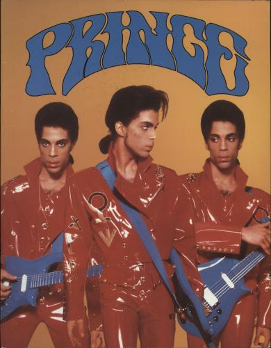 Prince Prince 1990 Tour  ticket stub 1990 UK tour programme TOUR PROGRAMME