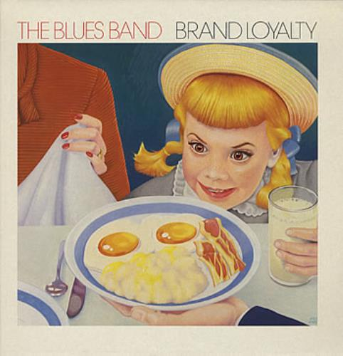 Blues Band - Brand Loyalty CD