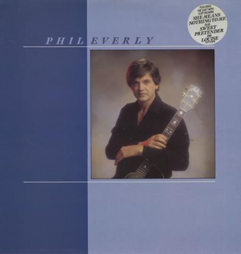 EVERLY, PHIL - Phil Everly Album