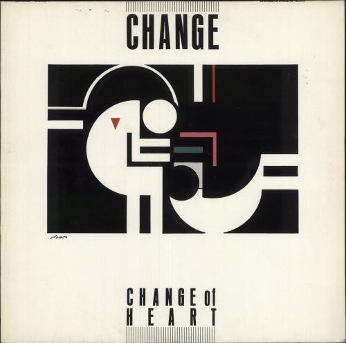 Image of Change Change Of Heart 1984 German vinyl LP WX5