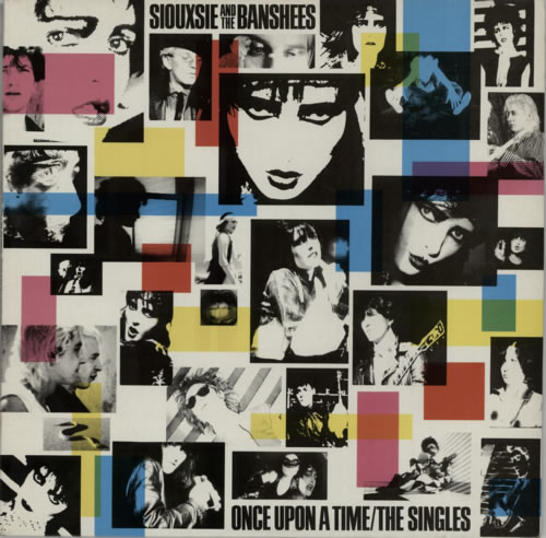 Image of Siouxsie & The Banshees Once Upon A Time / The Singles 1981 UK vinyl LP POLS1056